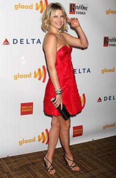 Luxurious glitter and glamour Ali Larter