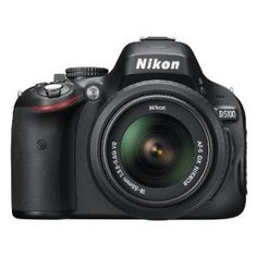 Nikon D5100 16.2MP CMOS Digital SLR Camera with 18-55mm f/3.5-5.6 AF-S DX VR Nikkor Zoom Lens. The Nikon D5100 offers a host of new photographic and video...