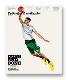 Matt Willey - Good reference, Art director of the new york times mag
