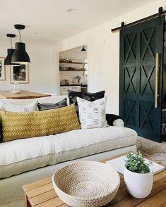 diy home barn door house seven design build interior rh pinterest com
