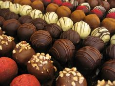 Euphoria Chocolate, Eugene, Oregon