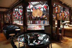 Furniture Department at Liberty London (London Walk 6-7)