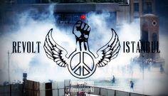 #WeAreGezi #occupyistanbul #occupygezi #resistanbul #direntaksim #direnankarav #direnrize #direnturkiye #bubirsivldirenis #resigntayyip #acab