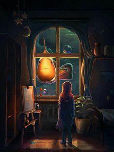 Os deseo una buena noche, que tengáis dulces y mágicos sueños. Un abrazo.