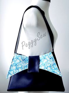 PeggySew sur Facebook! Sac Ava, modèle Sacôtin