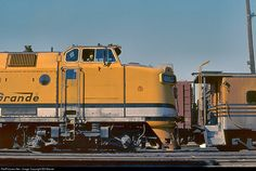 RailPictures.Net Photo: 4003 Denver & Rio Grande Western Railroad K-M ML4000 at Denver, Colorado by Bill Marvel