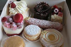 Let Them Eat Cake: The Bay Area's Gluten-Free Bakeries #bakery #sanfrancisco #bayarea