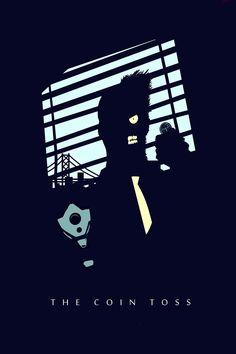 extraordinarycomics: Batman Rogues Created by Steven Waters.