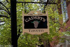 Gadsby's Tavern Old Town Alexandria- www.casualtravelist.com