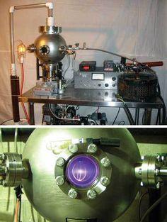 DIY nuclear fusion