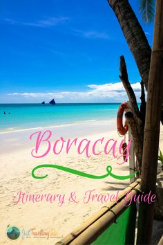 Your 4 day Boracay Itinerary and Travel Guide, costs included!