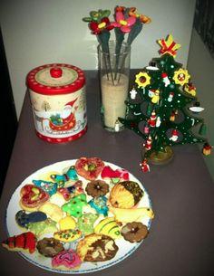 santa madre y sus galletas