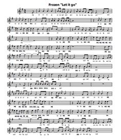 parti flauto traverso