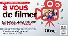 5e+édition+du+concours+vidéo+INRS+«+De+l'école+au+travail+:+A+vous+de+filmer+!+»+@INRSfrance
