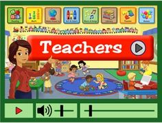 I'll have to check this out- ABCmouse.com is free to public schools. A lot of fun interactive computer and smartboard games. Awesome resource.
