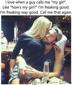 When A Girl Calls A Guy Cute