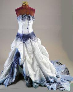 A Corpse Bride Wedding: Steph & Lee | I really like | Pinterest ...