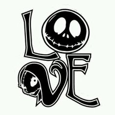Jack skellington and Sally, Nightmare Before Christmas, Love, Wall art, home, Die cut vinyl decal for windows, cars, trucks, tool boxes, laptops, MacBook - virtually any hard, smooth surface >>> Check out the image by visiting the link.