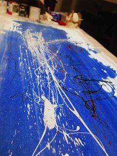 Ferdi Tzen Bertin 2012-action paint-details