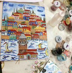 Ve bitti @nurkan_yelkenci  #porcelain #porcellino #porcelainart #porcelainpaint #porselenboyama #painting #art #handmade #handcrafted #handpainted #elişi #elemegi #elyapimi #elboyama #myworld #myworks #mylife http://turkrazzi.com/ipost/1523212038603946096/?code=BUjiUdeljhw