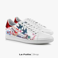 Sneakers JOHN RICHMOND White/multicolor Spring Summer 2018, Converse, My Style, Sneakers, Shopping, Shoes, Fashion, Tennis, Moda