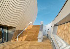 Mons International Congress Centre, Mons, Bélgica - Studio Daniel Libeskind/ H2a Architects - © Hufton + Crow