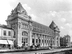 Le Palais des Postes
