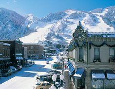 downtown Aspen, Colorado