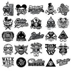 Logos logos and more logos