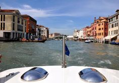 Wouldn't a city tour of Venice be better, on a private boat? The best way to see this city is from the water.