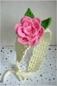 diademas tejidas a crochet - Buscar con Google