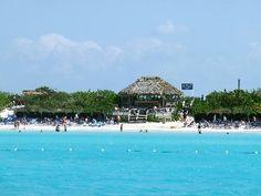 Half Moon Cay, Bahamas.  I want to go back!