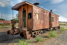 train caboose | Old Train Caboose | Flickr - Photo Sharing!