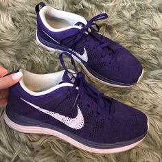 online retailer f78b5 e2d15 Nike Shoes   Purple Womens Nike Tennis Shoes   Color  Purple   Size  7