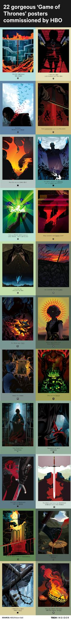 These gorgeous posters take four days to make.