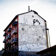 Affectionate Murals on the Streets of Italy by... | Colossal