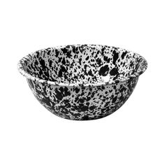 Bowl, 6-Inch, Splatter | more colors