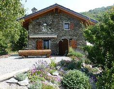 Loue maison d'Alpage au coeur des montagnes Italiennes   Location de vacances à partir de Aosta @homeaway! #vacation #rental #travel #homeaway