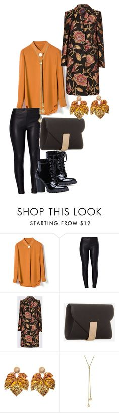 """Untitled #32"" by macgurl ❤ liked on Polyvore featuring Venus, Jovanna, KoKo Couture and Lucky Brand"