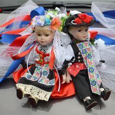 Folklórná svadba- dekorace na auto Harajuku, Folk, Handmade, Style, Swag, Hand Made, Popular, Forks, Folk Music