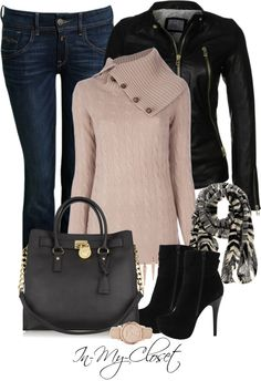 """""""Fall - #91"""" by in-my-closet on Polyvore"""