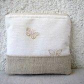 butterflies #handmade #wedding #bag #clutch