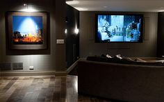 Get Contemporary Home Theater Design for Your Family