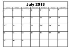 Free August 2018 Calendar Printable Template, August Calendar August 2018 Printable Calendar, August 2018 Calendar with Holidays, 2018 August Calendar Template - Source Template Blank Monthly Calendar Template, Printable Yearly Calendar, Excel Calendar, Print Calendar, Calendar Templates, 2018 July Calendar, Printables, November, Holidays