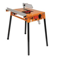 Triton Saw Table Workcentre 330140 Protractor provides up to crosscut travel and angle adjustment for accurate mitre joints and tapers.