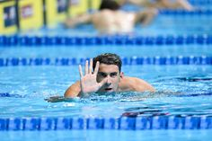 Michael Phelps Named U.S. Olympic Team Captain for the First Time