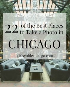 A Girl's Guide to the Best Places to Take a Photo in Chicago. Plan out your summer exploring some of the best neighborhoods in Chicago, one photo at a time. Chicago Places To Visit, Chicago Things To Do, Visit Chicago, Chicago Vacation, Chicago Travel, Chicago Chicago, Food In Chicago, Chicago Bars, John Hancock