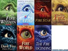 The Fire Within series by Chris D'Lacey.  Isaac and I have read the first 5 books in this series during his 6th grade.  Very good books.  We will have to read the next two.