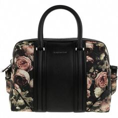 GIVENCHY Bag found on Polyvore  Designerhandbags Floral Bags 9c5ed608366f9