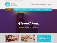 Manoël EON votre praticien masseur et diplômé du salon de massage de MAITRE Zen